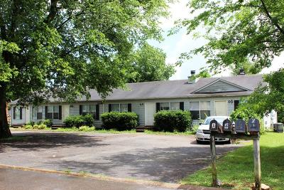 Rutherford County Multi Family Home For Sale: 426 Lawson Rd