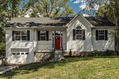 Robertson County Single Family Home Under Contract - Not Showing: 105 Aztec Ct