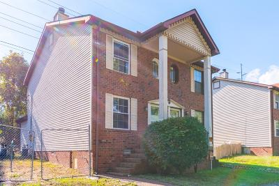 Davidson County Single Family Home Under Contract - Showing: 2452 Scott Valley