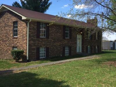 Joelton Single Family Home Active Under Contract: 1063 Johns Rd