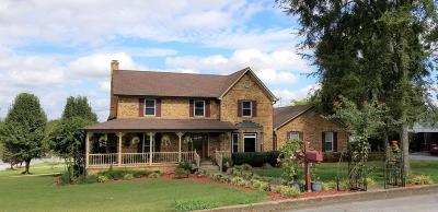 Columbia Single Family Home For Sale: 198 Winding Way