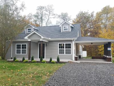 Gallatin Single Family Home For Sale: 608 S Tunnel Road