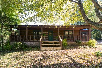 Robertson County Single Family Home Under Contract - Not Showing: 2361 Gideon Rd