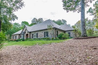 Franklin Single Family Home For Sale: 1020 Natchez Valley Ln