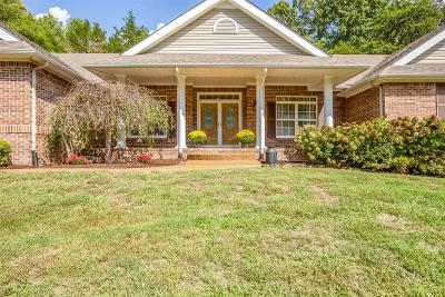 Spring Hill Single Family Home Under Contract - Showing: 1772 Vp Lunn Dr