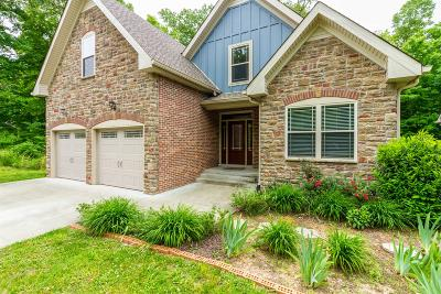 Clarksville Single Family Home For Sale: 217 Birnam Wood Trc