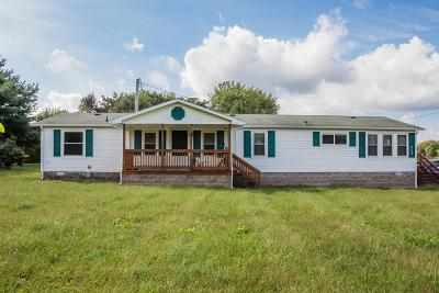 Robertson County Single Family Home For Sale: 4936 Youngville Rd