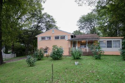 Nashville TN Single Family Home For Sale: $259,900