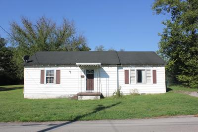 Lewisburg Single Family Home Under Contract - Showing: 568 4th Ave N