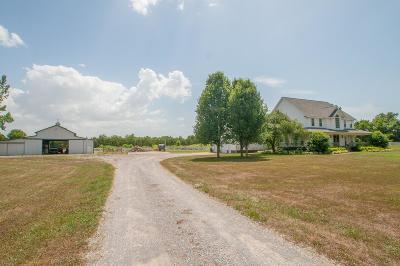 Lebanon Single Family Home Under Contract - Showing: 2326 Flat Woods Rd.
