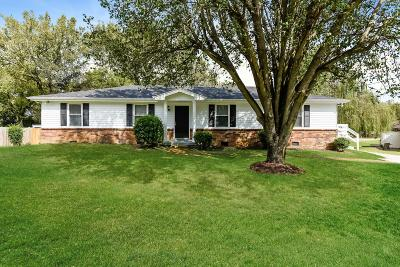 Madison Single Family Home For Sale: 1193 Sioux Ter