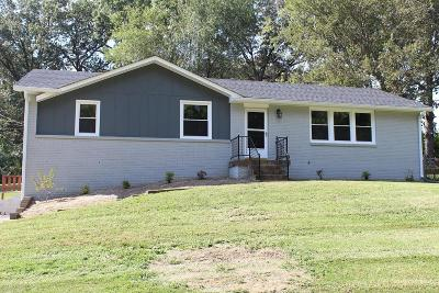 Christian County, Ky, Todd County, Ky, Montgomery County Single Family Home Under Contract - Showing: 21 Binks Dr