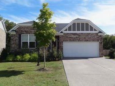 Mount Juliet Single Family Home For Sale: 2857 Lakeside Meadows Cir