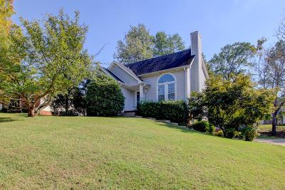 Clarksville Single Family Home For Sale: 2208 Ladd Dr
