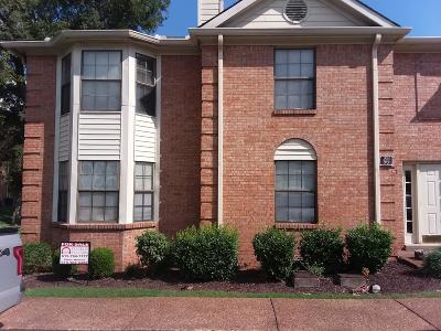 Davidson County Condo/Townhouse Under Contract - Not Showing: 217 Ellington Pl #217