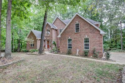 Clarksville Single Family Home For Sale: 1545 N Willow Bend Ct