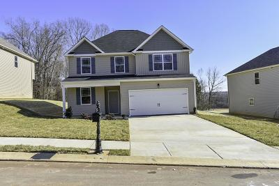 Clarksville Single Family Home For Sale: 413 West Creek Farms