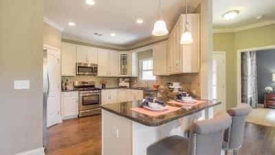 Gallatin Single Family Home For Sale: 336 Carellton Drive - Lot 317