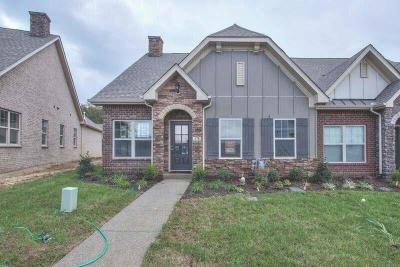 Gallatin Single Family Home For Sale: 178 Monarchos Drive - Lot 304