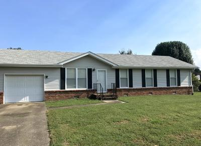 Smyrna Single Family Home Under Contract - Showing: 111 Lake Farm Rd