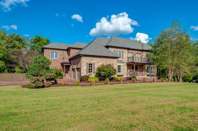 Franklin Single Family Home For Sale: 4496 Gosey Hill Road