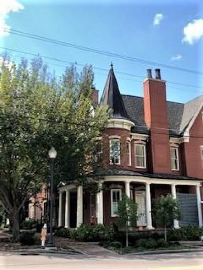 Franklin Single Family Home For Sale: 100 Church Street