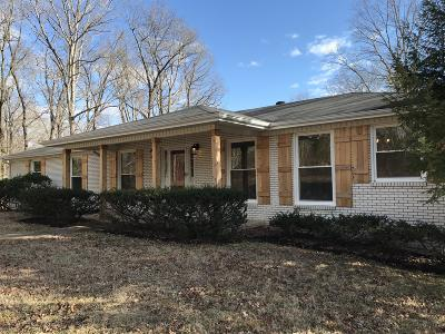 Dickson Single Family Home Under Contract - Showing: 200 Bellwood Cir