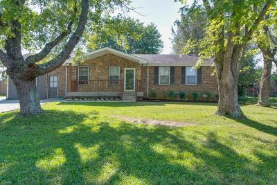 Smyrna Single Family Home Under Contract - Showing: 202 Lake Farm Rd