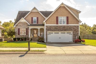 Spring Hill Single Family Home Under Contract - Showing: 1280 Chapmans Retreat Dr