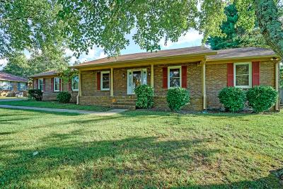 Single Family Home For Sale: 2435 Braxton Bragg Dr