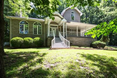 Hendersonville Single Family Home For Sale: 109 Timber Hills Dr