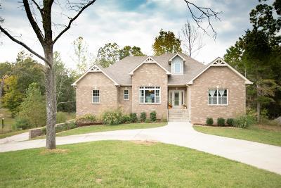 Clarksville Single Family Home For Sale: 395 Salem Ridge Rd