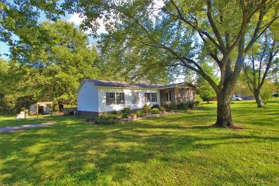 Watertown TN Single Family Home Under Contract - Showing: $159,900