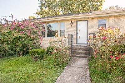 Madison Single Family Home Under Contract - Showing: 624 Ronnie Rd