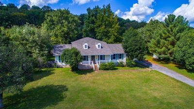 Franklin Single Family Home For Sale: 3045 Carters Creek Pike
