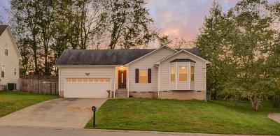 Oak Grove Single Family Home Under Contract - Showing: 205 Jumpers Pass