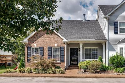 Franklin Condo/Townhouse For Sale: 1219 Carriage Park Dr