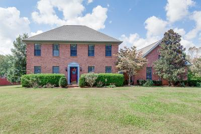 Robertson County Single Family Home For Sale: 515 Tyler Ct
