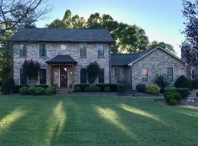 Mount Juliet Single Family Home For Sale: 1014 Brookstone Blvd