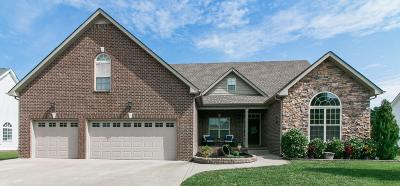 Clarksville Single Family Home For Sale: 713 Richards Dr