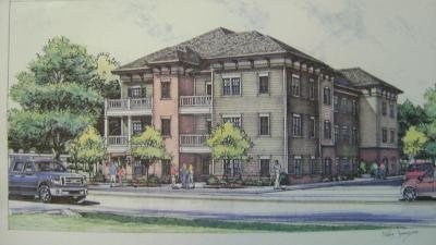 Williamson County Condo/Townhouse For Sale: 1319 West Main Street