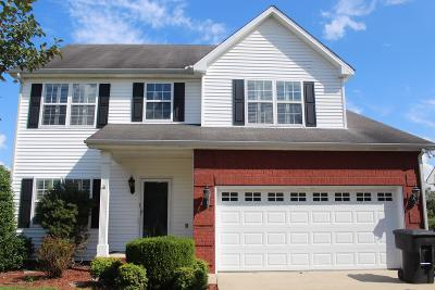 Single Family Home For Sale: 2159 Oak Hill Dr