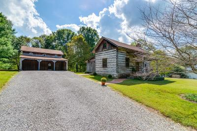 Ashland City, Pleasant View, Joelton, Pegram Single Family Home For Sale: 1102 Sycamore Valley Rd