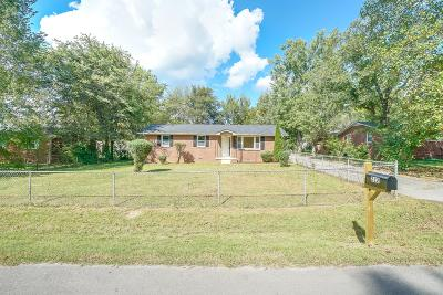 Franklin Single Family Home For Sale: 222 Oak Dr