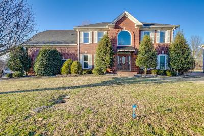 Old Hickory Single Family Home For Sale: 157 Shute Cir