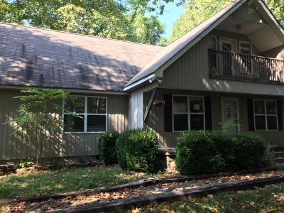Hendersonville Single Family Home For Sale: 3549 New Hope Rd