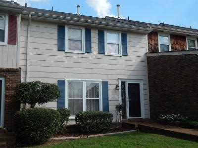 Davidson County Condo/Townhouse For Sale: 4001 Anderson Rd Unit H45 #H45