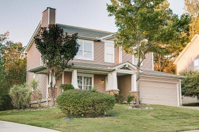 Hendersonville Single Family Home Under Contract - Showing: 119 Saddle Dr
