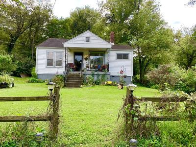 Nashville Single Family Home For Sale: 1401 Kirkland Ave