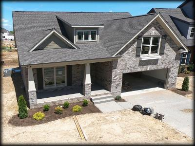 Williamson County Single Family Home For Sale: 6038 Spade Dr. Lot 257
